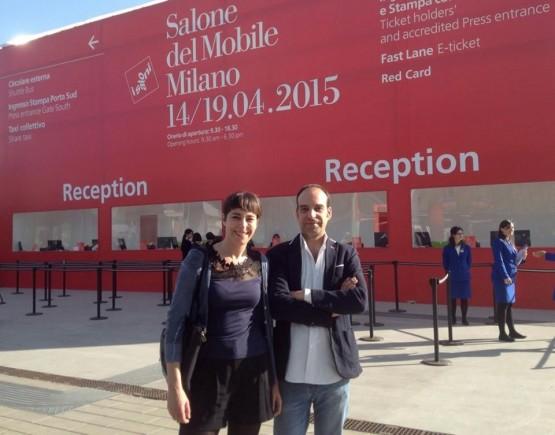 Nos inspiramos en el Salone del Mobile de Milán