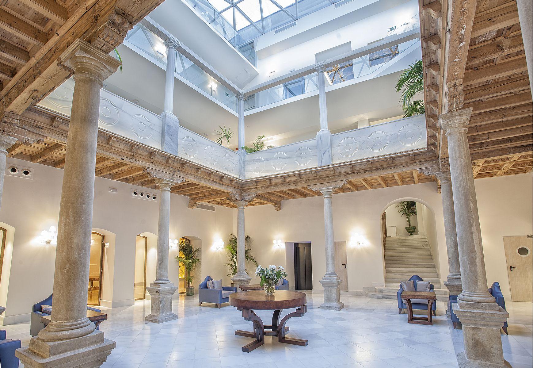 Hotel palacio de beda 5 gl more more design studio - Hotel palacio de ubeda ...