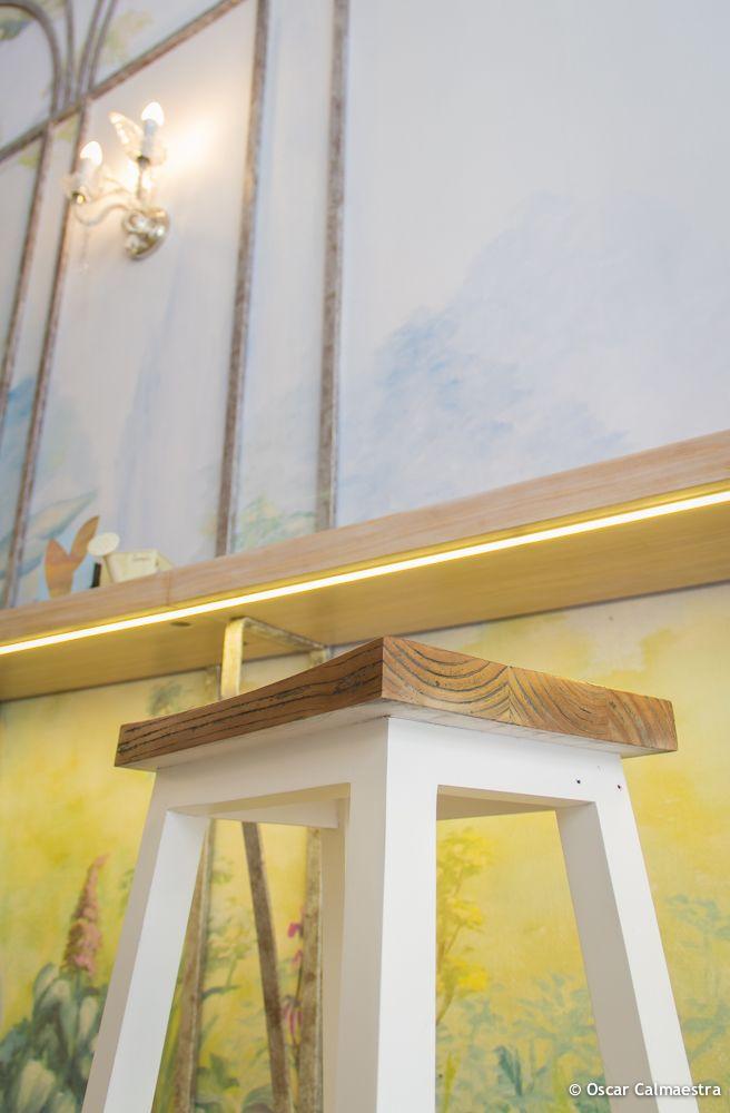 Diseño de interiores Mendez úbeda Cafetería
